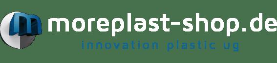 moreplast – Der Shop für Kunststoff-Produkte Logo