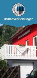 Balkon Kunststoff 2009 gebaut, Bild 2018, Mehlingen